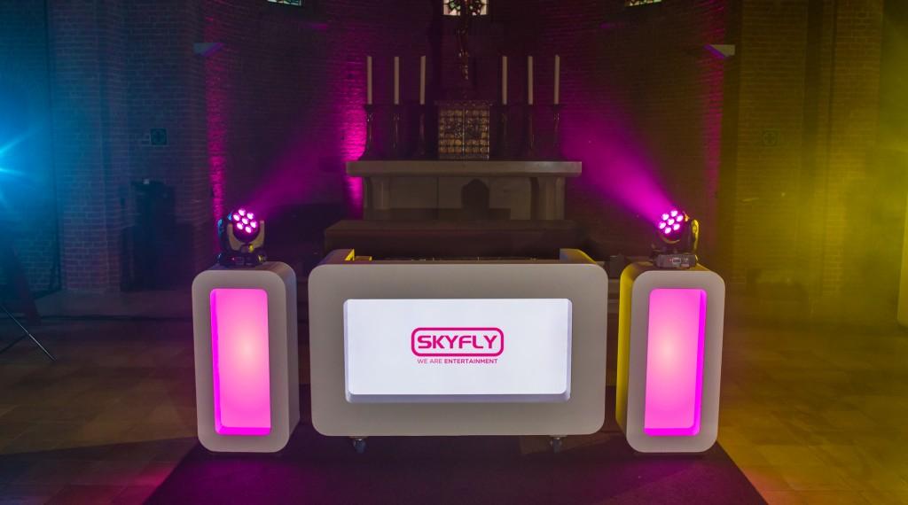 SKYFLY DJ show