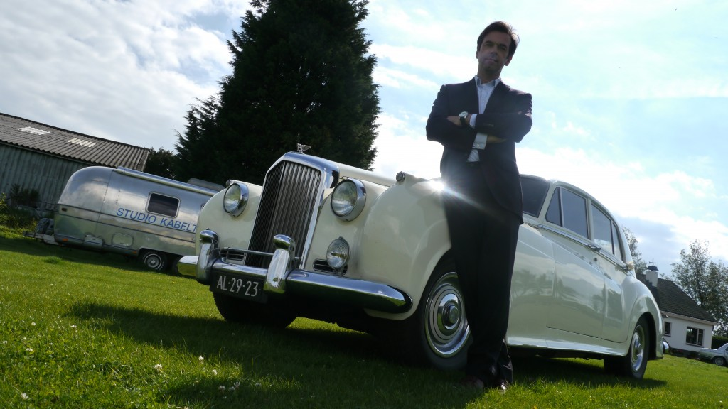 Bentley SII met chauffeur