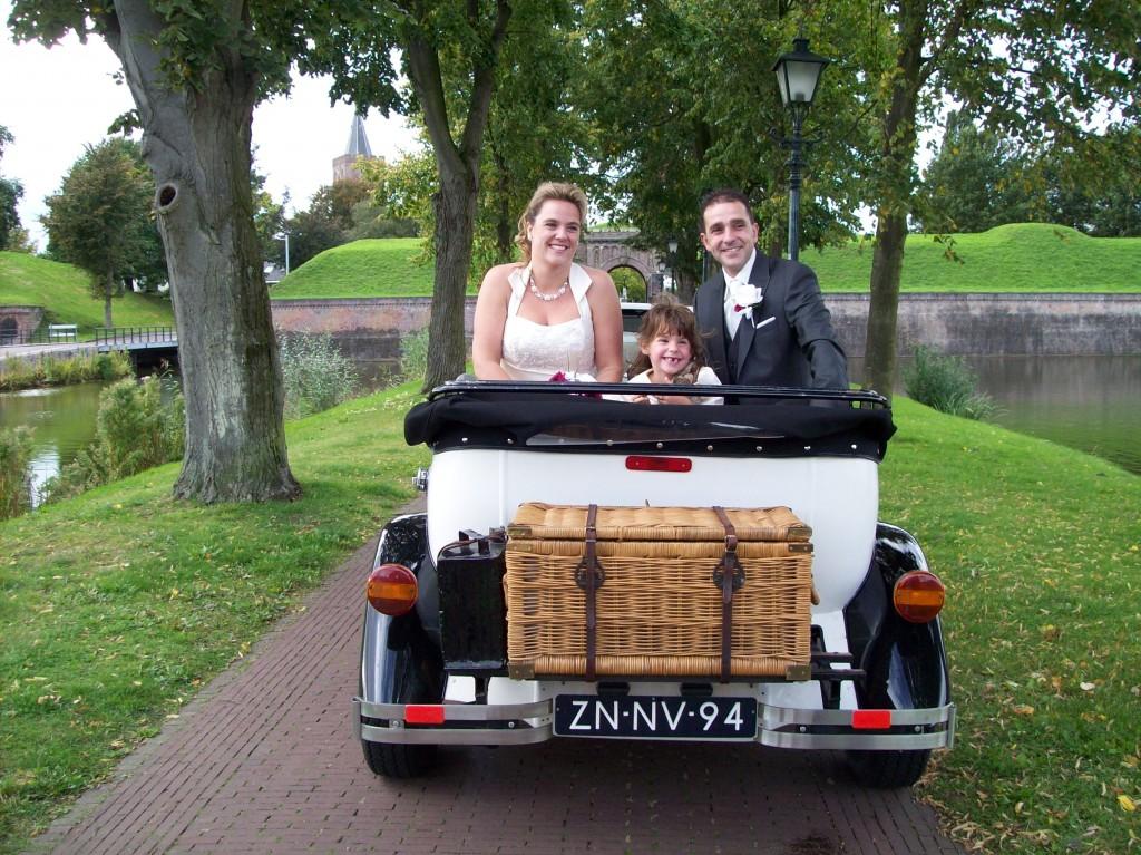 Beauford Sport Cabrio open