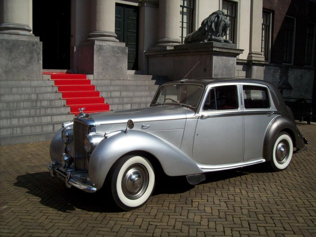 Bentley Mark VI 1947