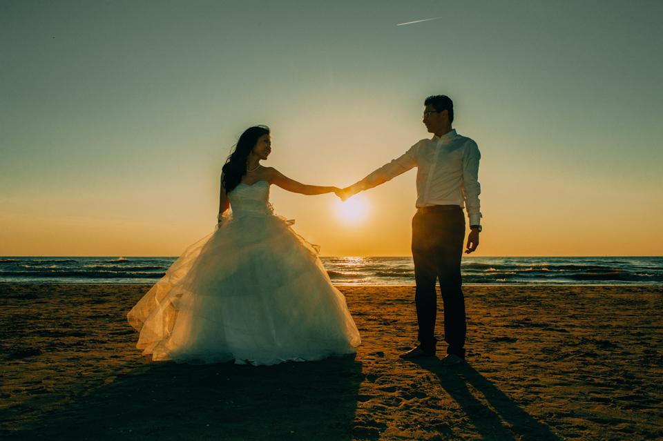Scheveningen trouwen