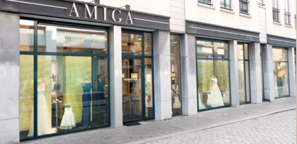 Amiga Bridal Store Breda