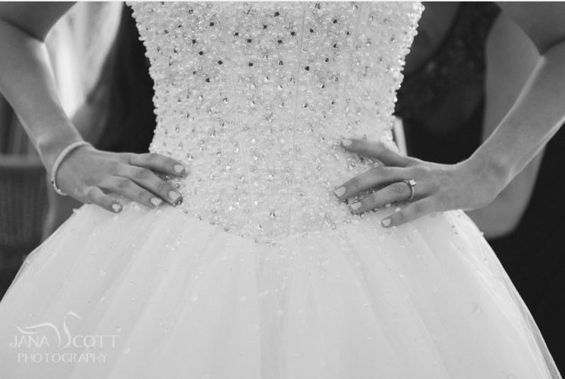 Bruidsjurken van Mori Lee