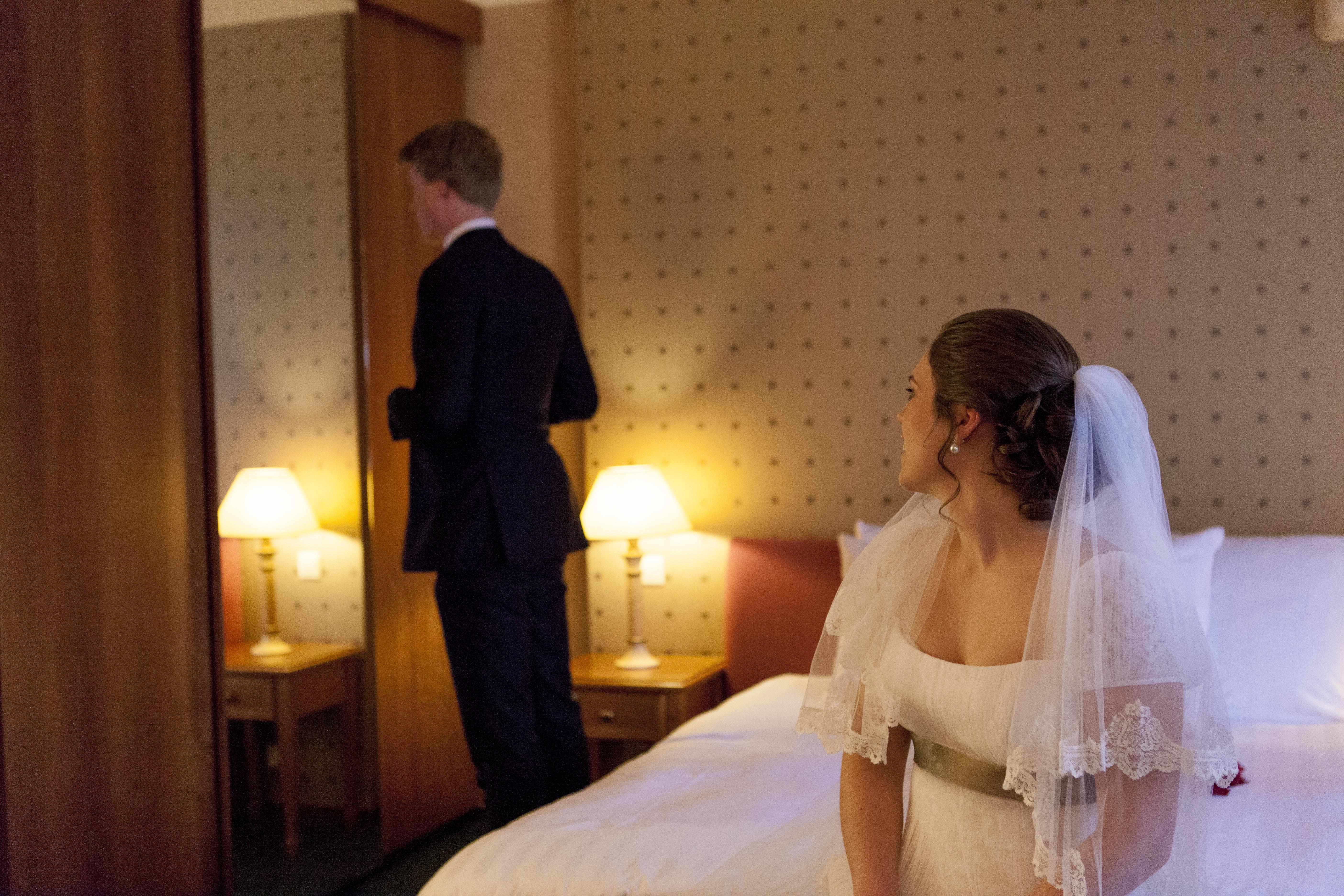 Bruiloft bij Hilton Soestduinen