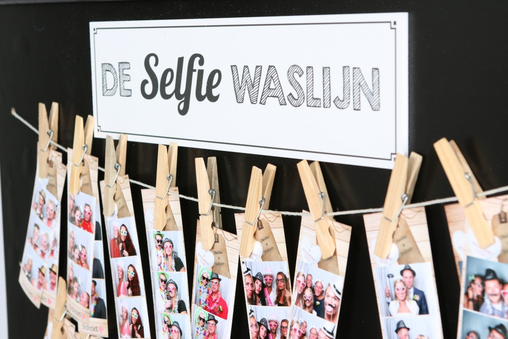 Fotohokje huren? Doe het Selfie Box!