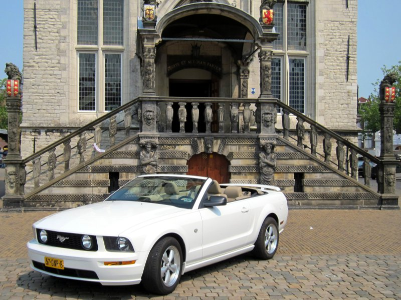 Ford Mustang Cabriolet GT