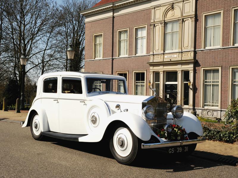 Rolls Royce Sports Limousine 1935