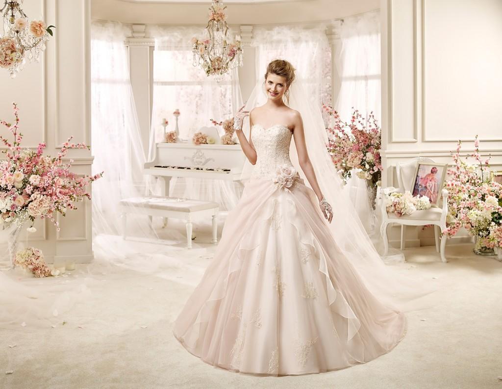 Colet by Nicole Sposa – Stephanie's Bruidsboutique – Spijkenisse