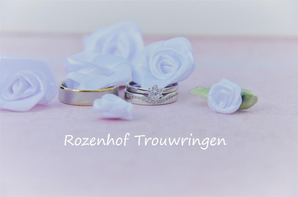 Bijzondere smalle trouwringen