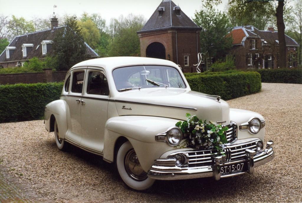 Lincoln Twelve uit 1948