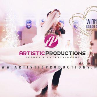Artistic Productions – Bruiloft DJ's