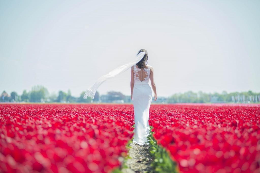 Bruidskruimels: Marijke & Felix