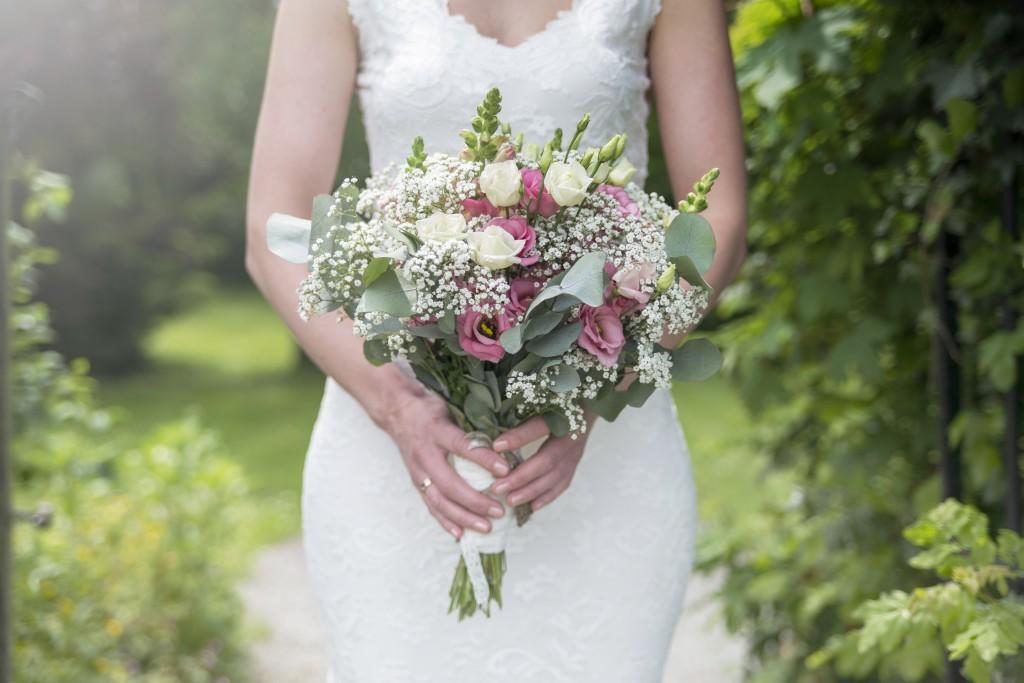 Bruidskruimels: Floortje en Milan