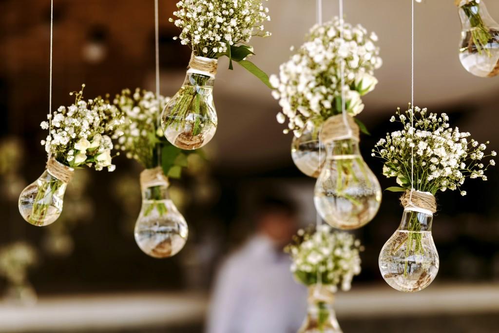 Bruiloft op Naarderbos met de juiste decoratie!