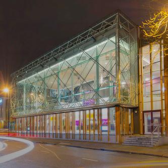 De Stadsgehoorzaal Vlaardingen