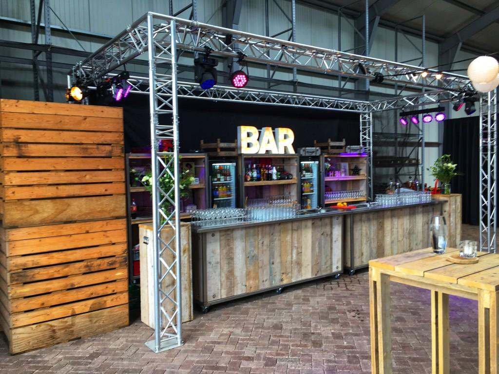 Landelijke bar