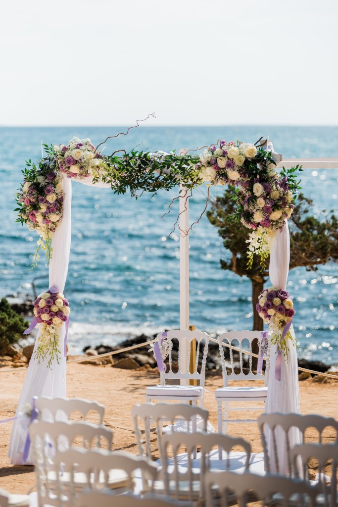 Op Ibiza trouwen