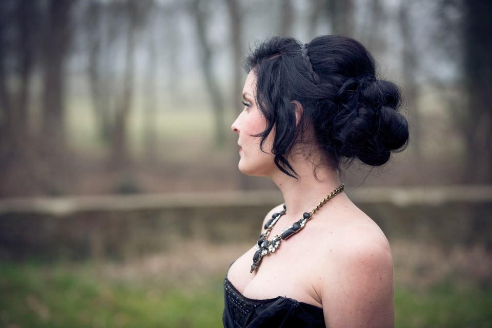 bruid styled shoot Sarah Duif Bart van Dieken