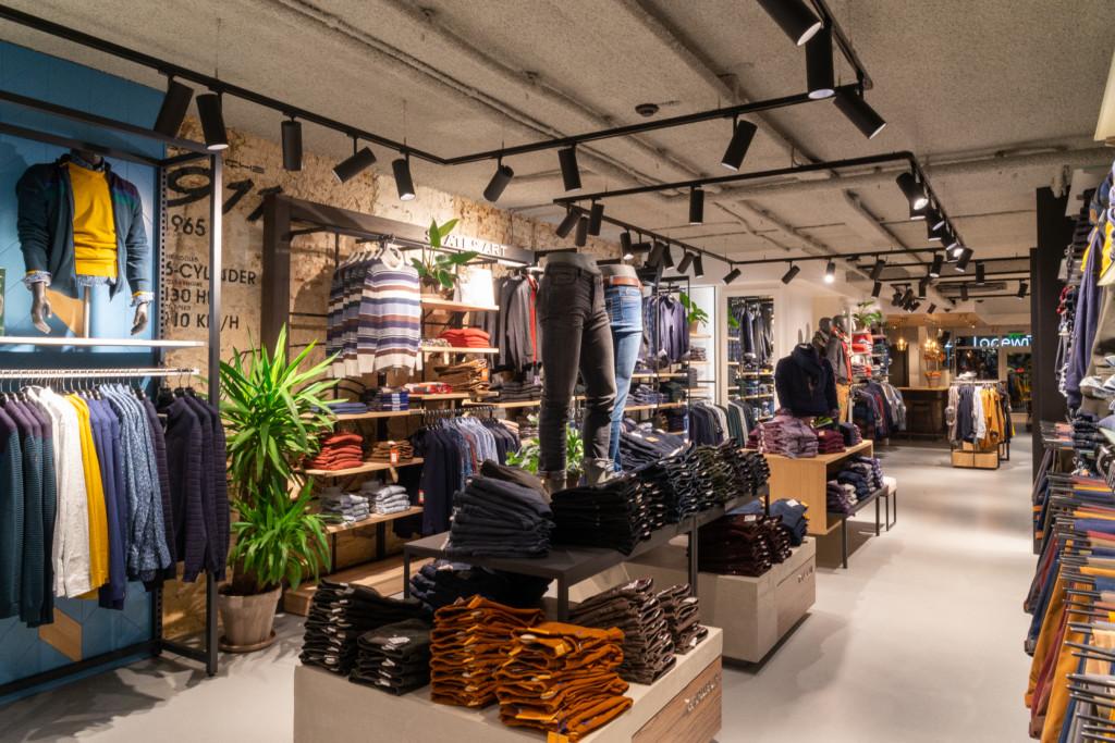 Lodewijk Mode winkelfoto
