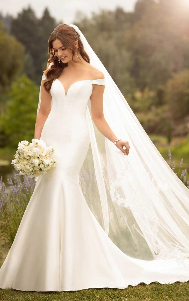 megan markle stijl trouwjurk