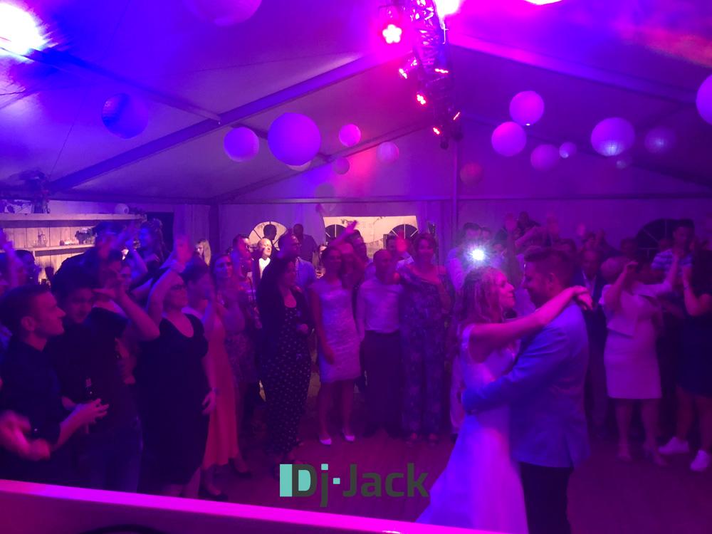 Bruiloft Marco en Patricia