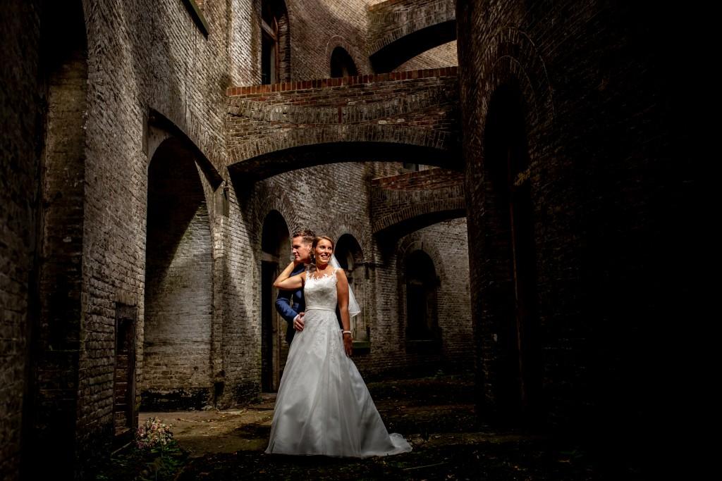 Bruidsfotosessie