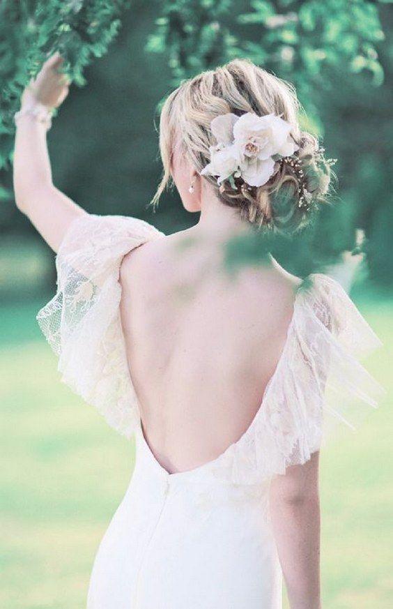 boho bruidskapsel