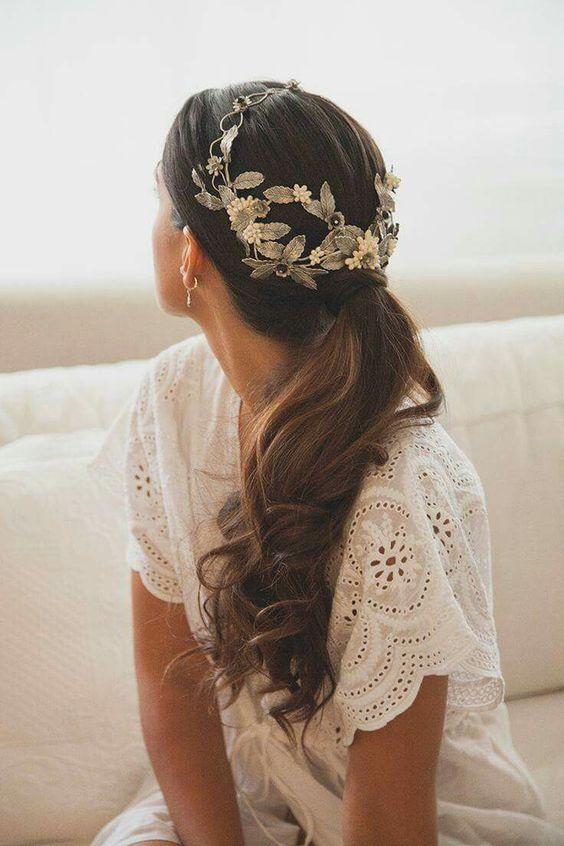 boho bruidskapsel 6