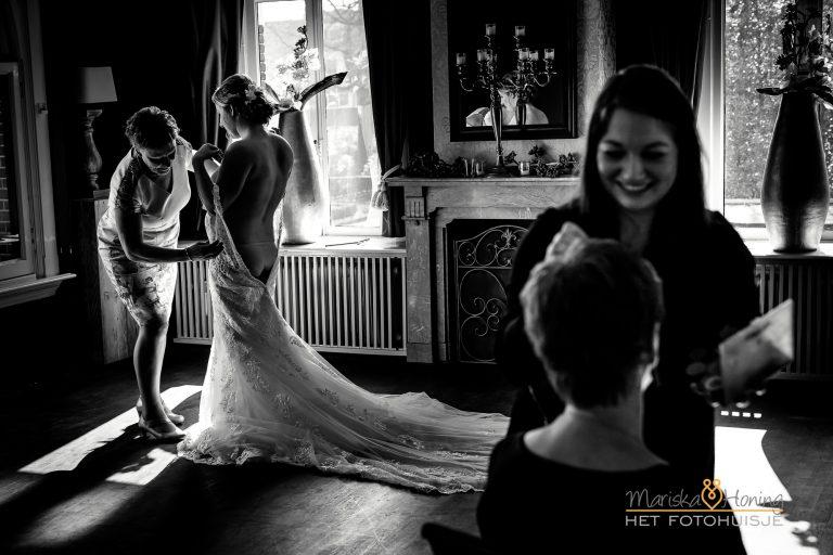 Visagie moeder van de bruid