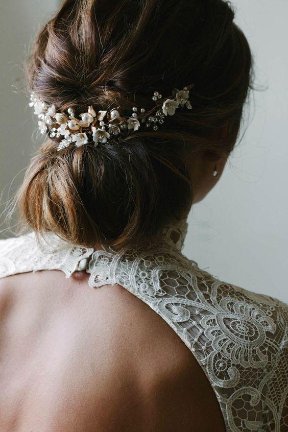 boho bruidskapsel 11