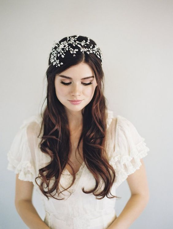 boho bruidskapsel 12