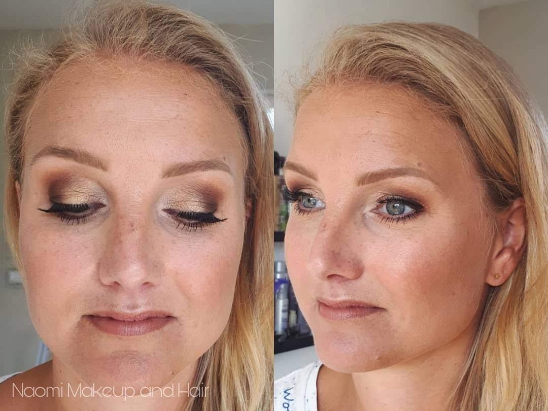 Naomi Makeup and Hair