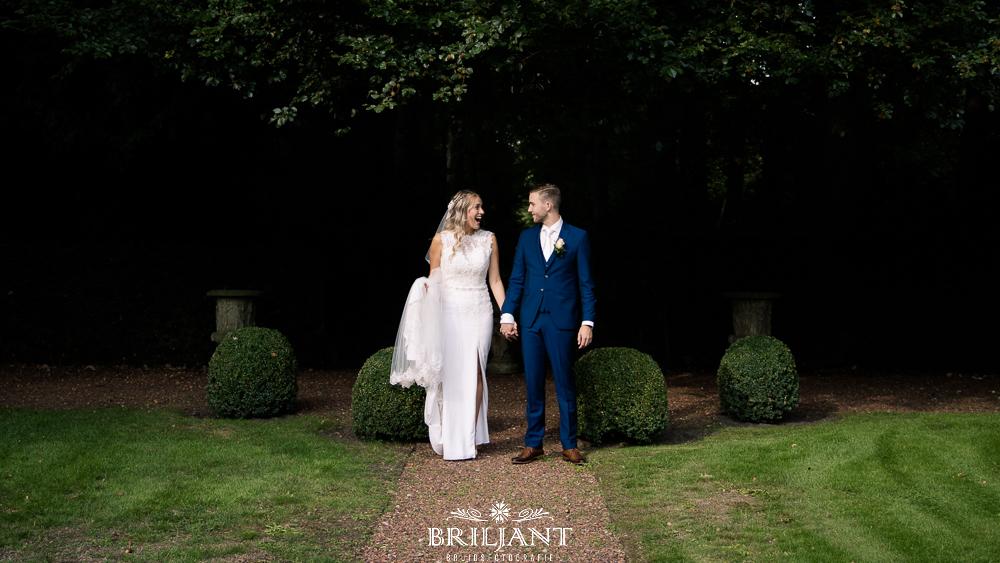 Briljant Bruidsfotografie tuin