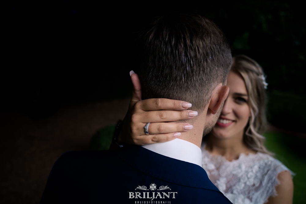 Briljant Bruidsfotografie detailfoto handen