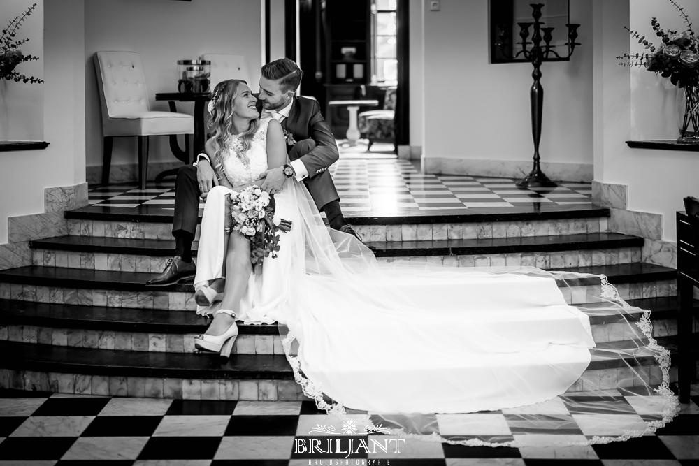Briljant Bruidsfotografie villa