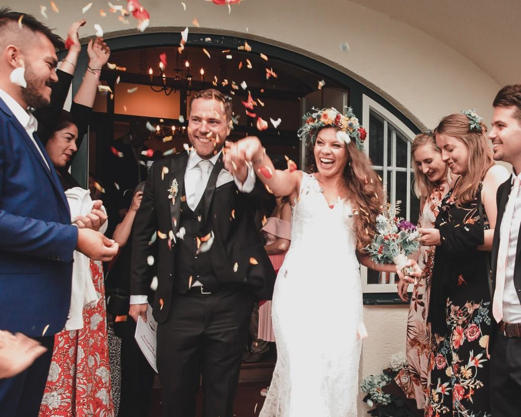 Gastenlijst bruiloft