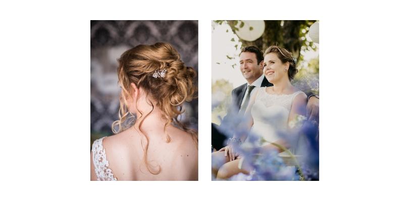 Bruid lichtblauw
