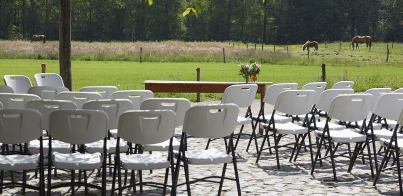 Feestlocatie huwelijk Udenhout