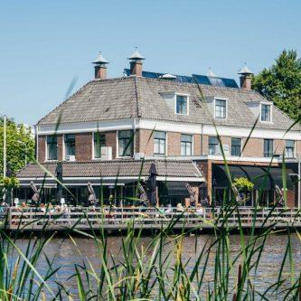 Het Rechthuis aan den Amstel