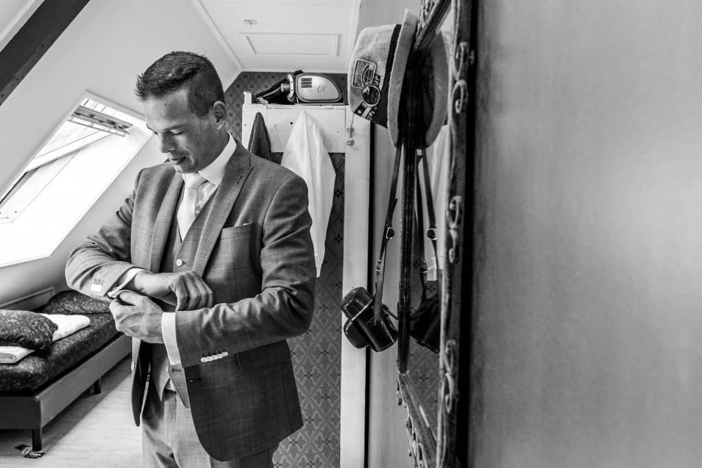 Getting Ready | ASA Foto & Film