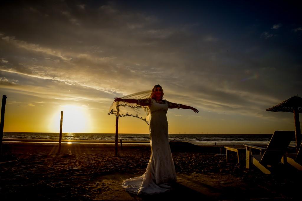 Sunset Angel | Bram Heimens Fotografie