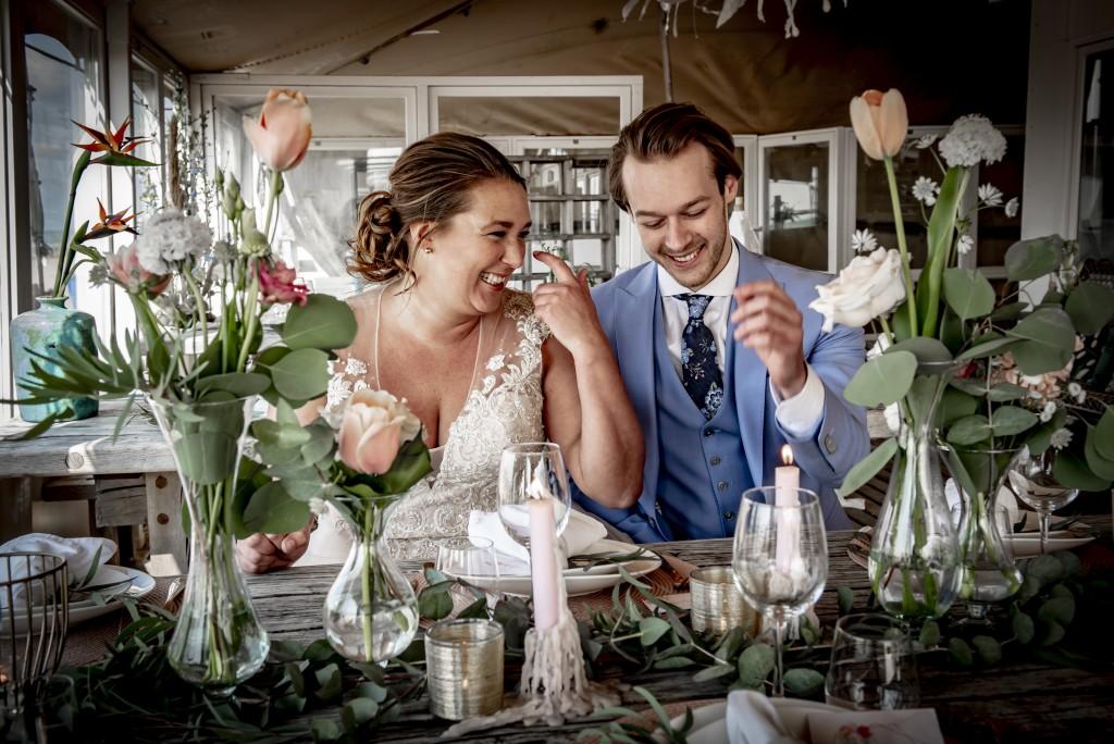 Just Married | Bram Heimens Fotografie