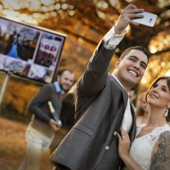 Snappshot – de #1 bruiloft foto app