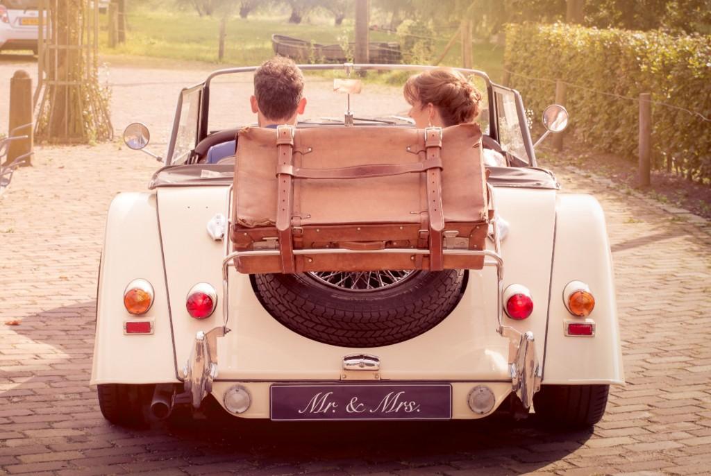 Bruidspaar – Ja ik wil weddingplanner