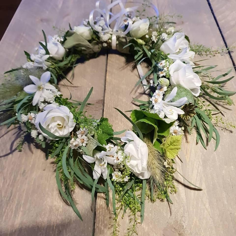 bloemenkrans bohemien