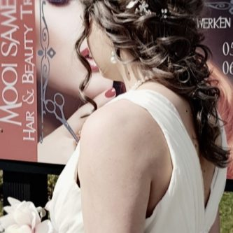 Bruidsstyling Mooi samen in Drenthe