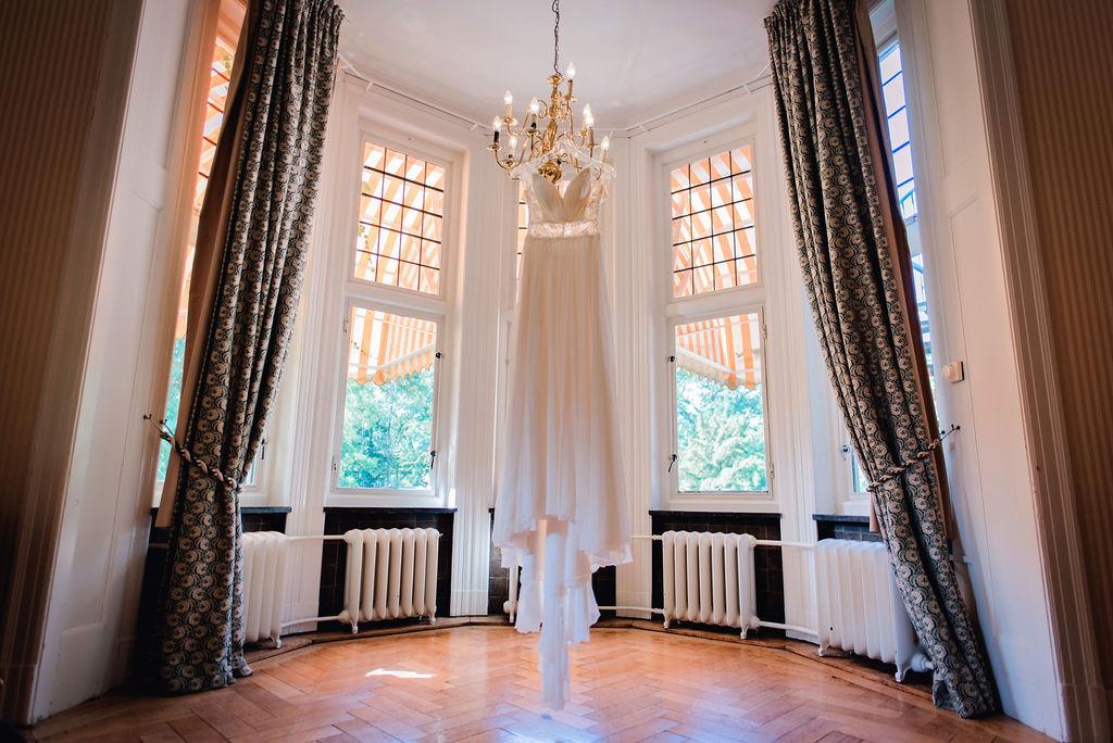 Stijlkamers voor de Bruid – foto: Linda Ringelberg