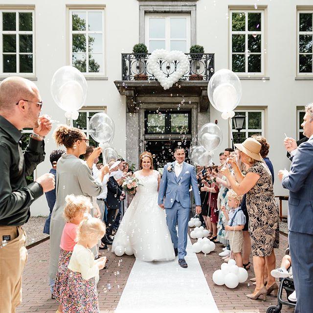 Locatie bruiloft foto's