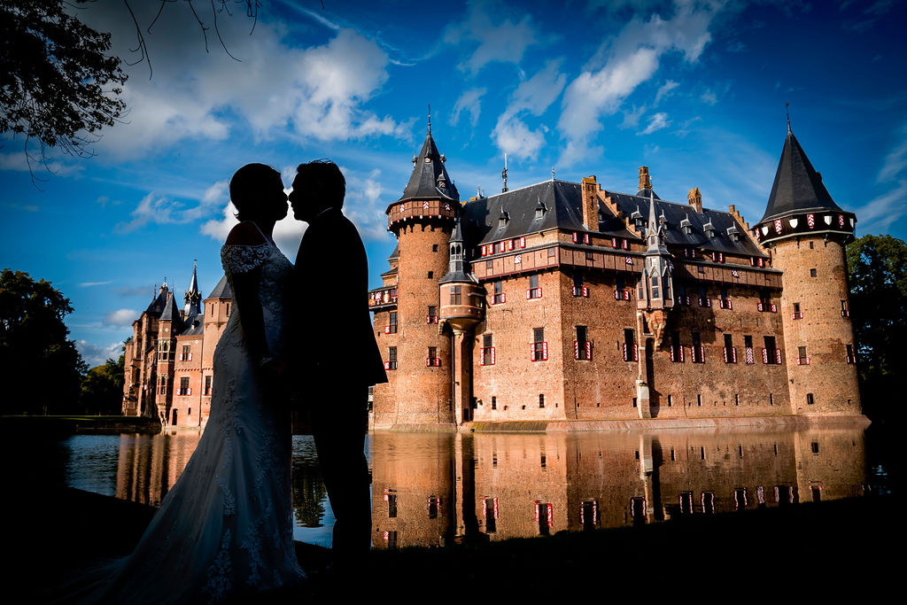 kasteel huwelijk