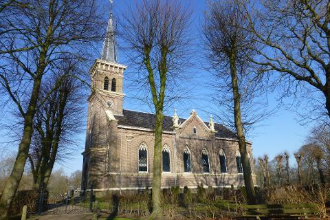 kerk huwelijk friesland